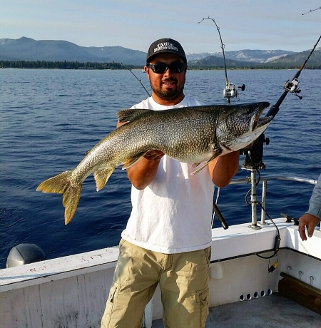 Autumn brings weather and fun to lake tahoe lake tahoe for Truckee fishing report