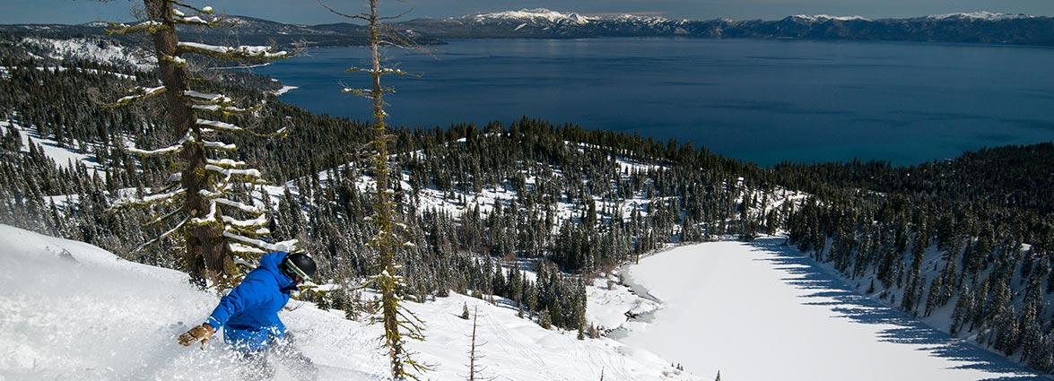 Homewood Mountain Ski Resort