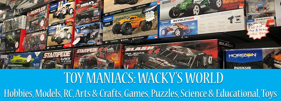 Toy Maniacs