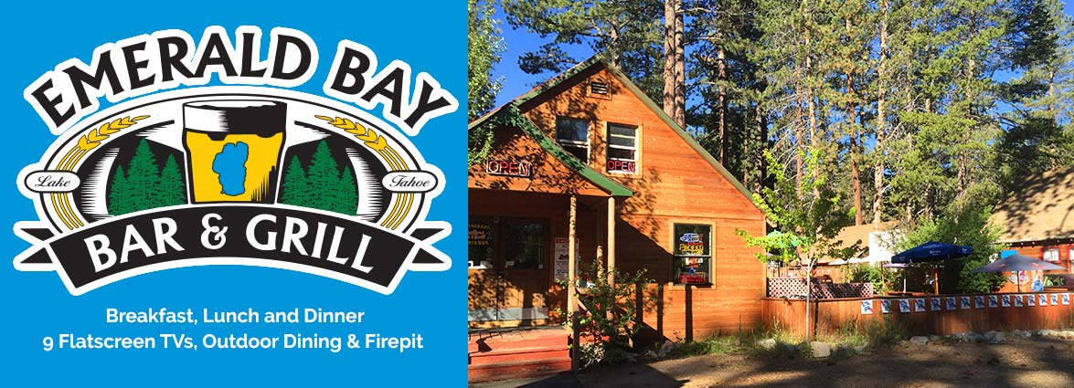 Welcome to Emerald Bay Bar & Grill