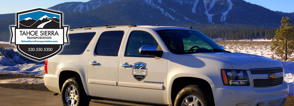 Airport Transportation Tahoe Sierra Transportation