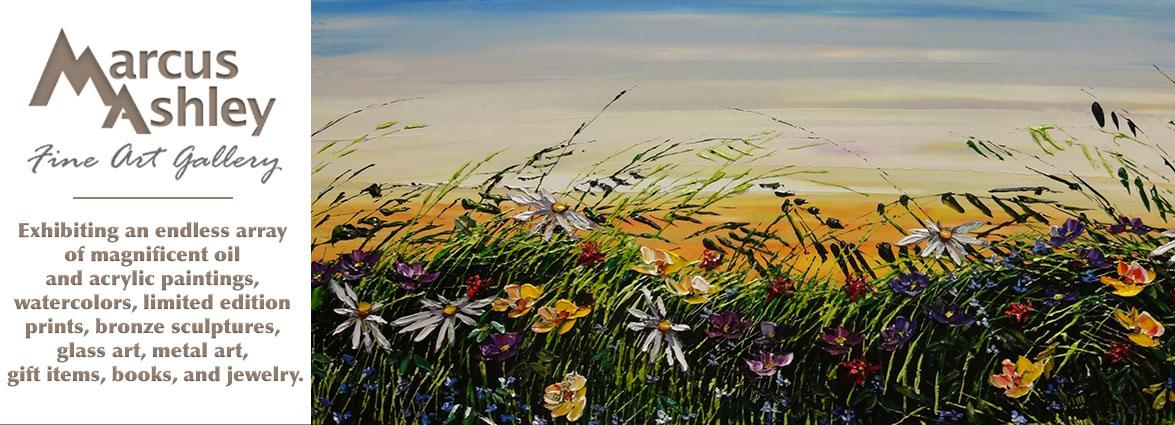 Marcus Ashley Fine Art Gallery