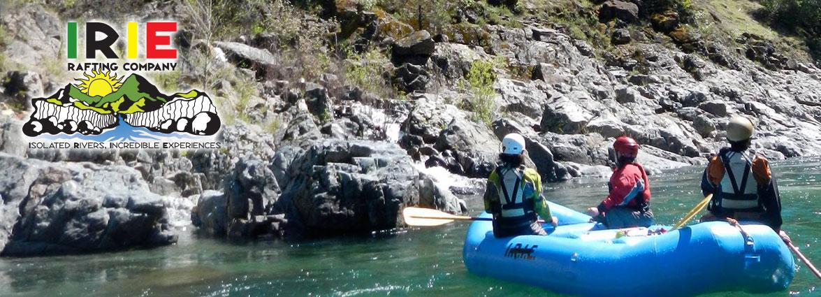 IRIE Rafting
