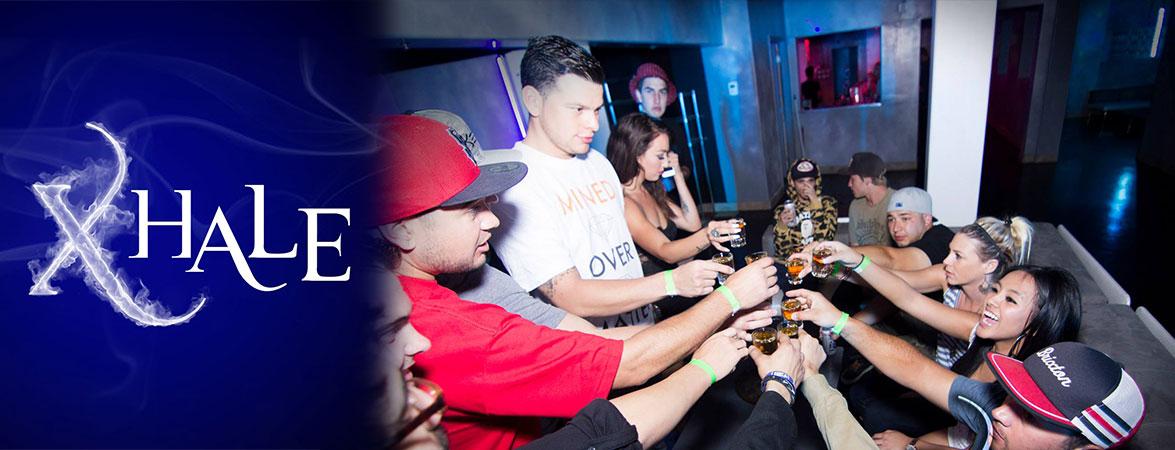 Xhale Bar & Lounge