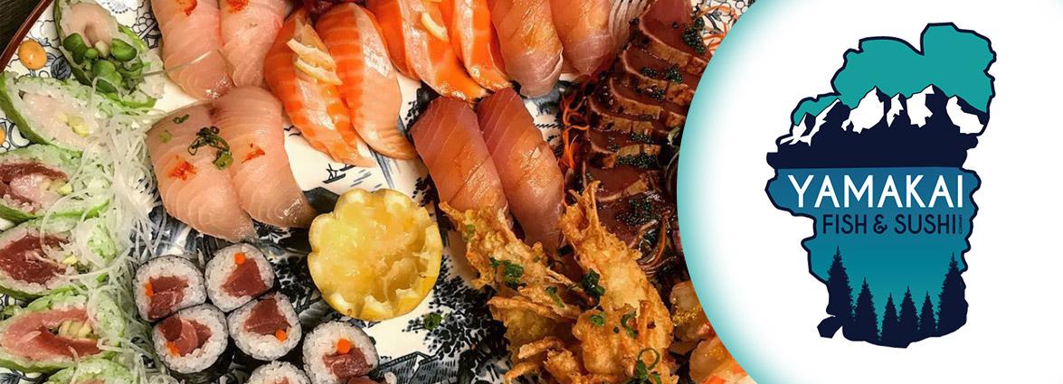 Yamakai Fish & Sushi Co.