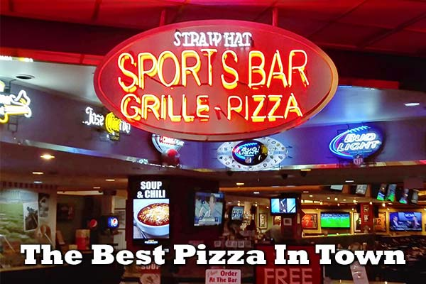 Straw Hat Sports Bar & Grill