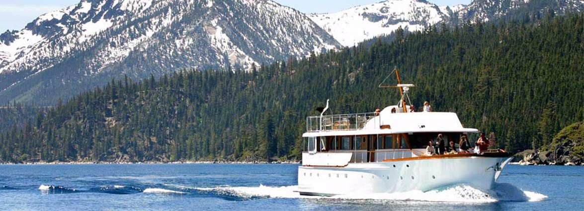 Tahoe Cruises Safari Rose