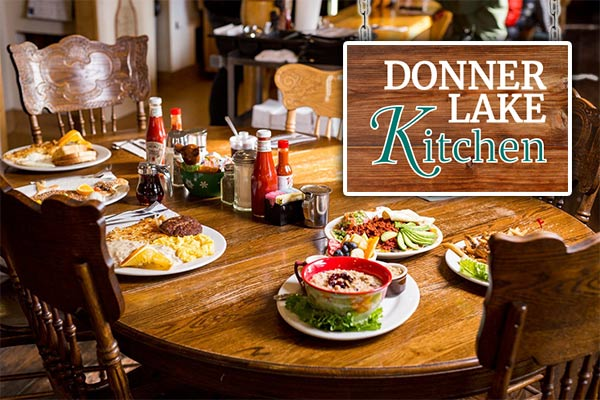 Donner Lake Kitchen