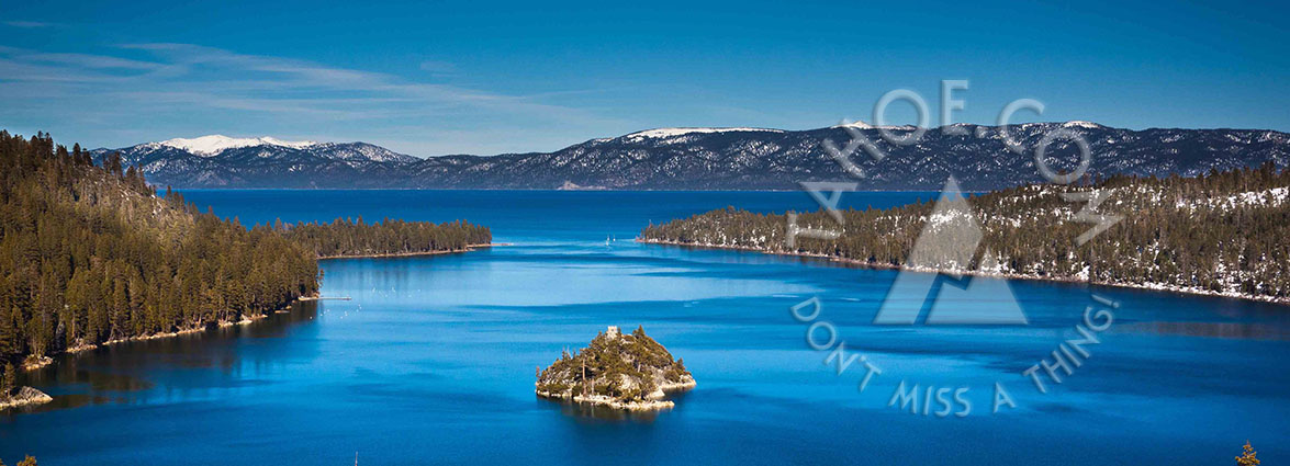 South Lake Tahoe Events
