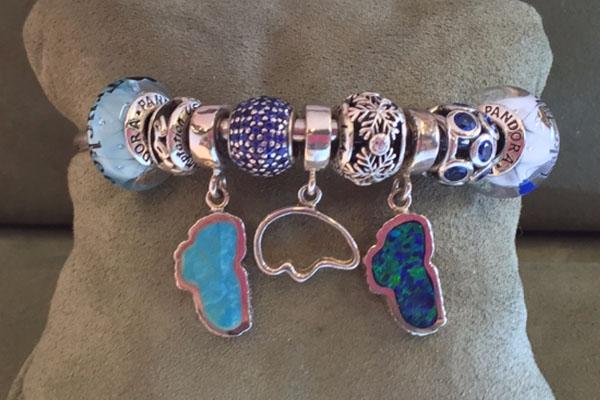 Pandora Tahoe Themed Charms Bluestone Jewelry Amp Wine