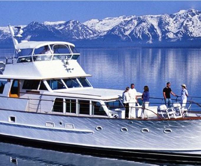 Bleu Wave Sightseeing Amp Lunch Cruises Lake Tahoe