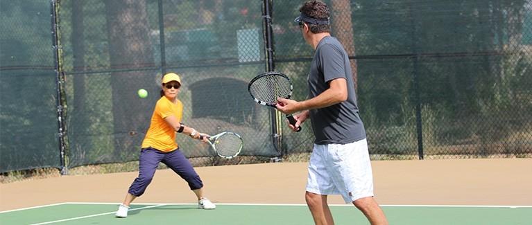 Adult Tennis Clinics 31