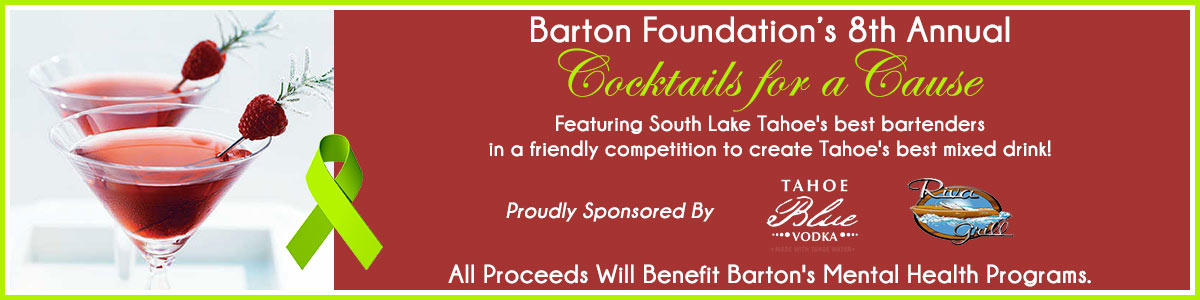 Cocktails for A Cause Barton Health
