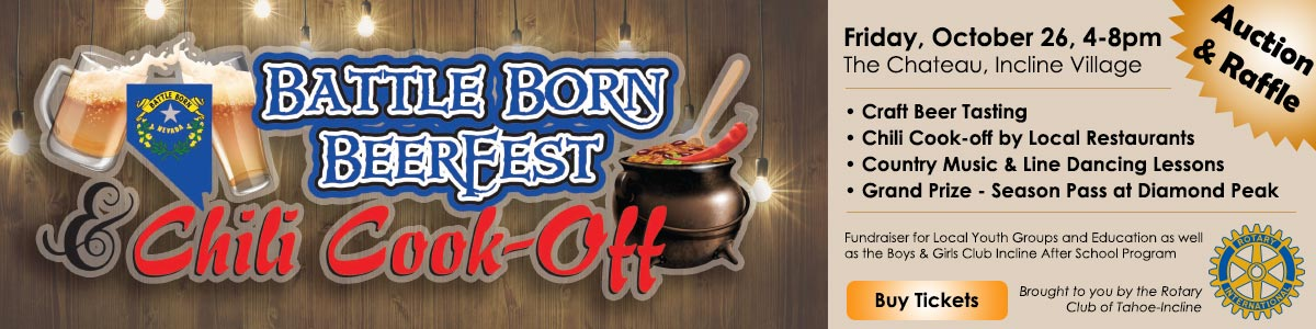 Battle Born Beerfest