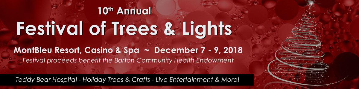 Festival or Trees & Lights