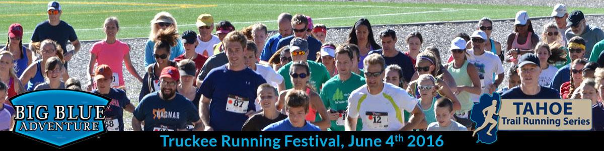 Truckee Running Festival