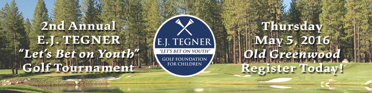 E.J. Tegner Golf Tournament