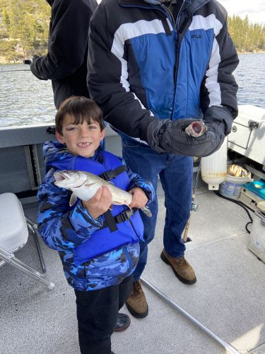Mile High Fishing, March 8th, 2020