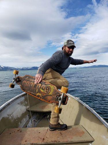 Tahoe Sport Fishing, Fishing Report - February 3