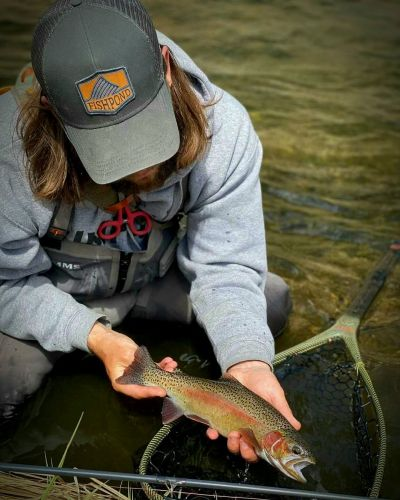 Trout Creek Outfitters, TCO Fishing Report 4/19/21