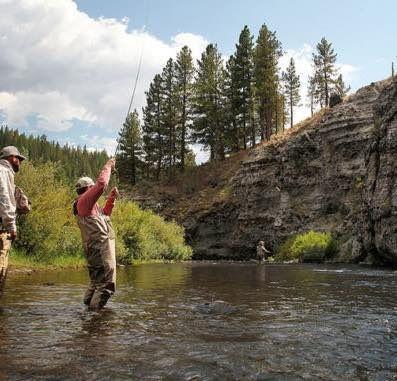Mountain Hardware & Sports, Rivers Fishing Report - Aug 23