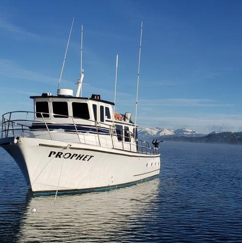 Tahoe Sport Fishing, Mackinaw Max Out