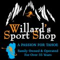 Willard's Sport Shop Tahoe City & Lakeshore Sports Kings Beach