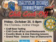 Battleborn Beerfest & Chili Cook-Off
