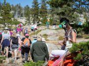 Trails and Vistas Art Hike