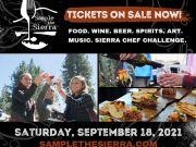 Sample the Sierra Farm-To-Fork Festival
