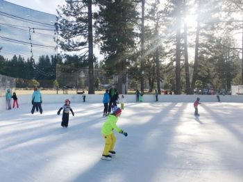 Truckee Ice Rink - Win Free Admission for Two