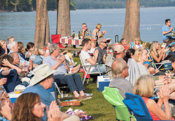 Win 2 Tickets to Lake Tahoe Music Festival's Performance at West End Beach, August 21