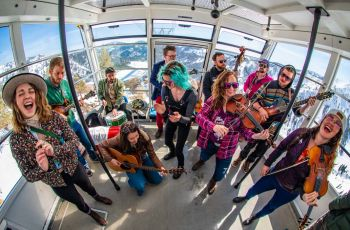 WinterWonderGrass Festival and Tram Jam Tickets