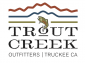 Logo for Trout Creek Outfitters