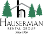 Logo for Hauserman Rental Group