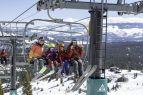 Tahoe Donner Downhill Ski Area, Downhill Ski Resort Opening Day