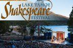 Lake Tahoe Shakespeare Festival, Lake Tahoe Shakespeare Festival 2018