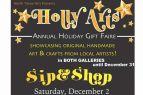 North Tahoe Arts, Holly Arts - Holiday Gift Faire