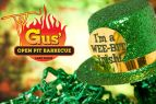 Gus' Open Pit Barbecue, Gus' St. Patrick's Day Party