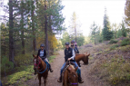 Tahoe Donner Equestrian Center, Cowgirls and Cocktails Trail Ride