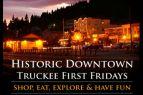 Truckee Downtown Merchants Association, Festive Fridays