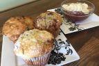 Free Bird Cafe, Fresh Baked Goods/Muffins