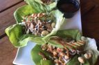 Alpine Union Bar & Kitchen, Thai Chicken Lettuce Wraps