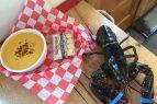 Morgan's Lobster Shack, Lobster Bisque