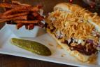 Alder Creek Cafe & Trailside Bar, Pulled Pork Sando