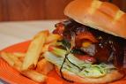 Casey's, Casey's Western Bacon Burger