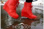 Mountain Hardware & Sports, rain Boots