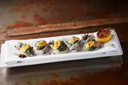 The Timbers Restaurant, Oysters Rockefeller