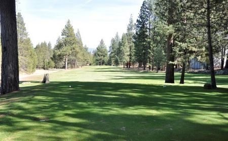 Truckee Donner Recreation & Park District, Ponderosa Golf Course
