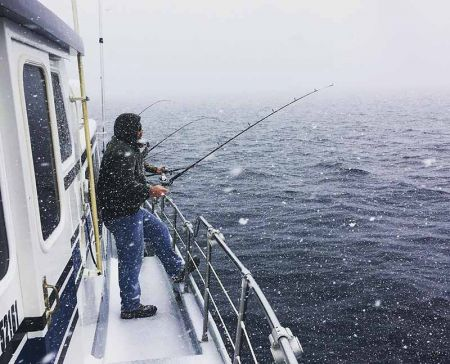 Tahoe Sport Fishing, March 25th Report